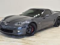 2011 Chevrolet Corvette Z06 Hardtop Cyber Gray Metallic