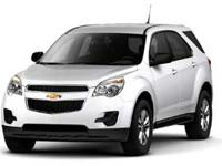 2011 Chevrolet Equinox LS22/32 City/Highway MPG  17""