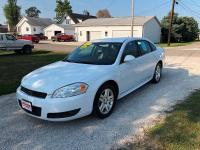 Local Hoopeston trade in. Check out this 2011 Impala LT