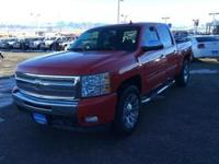 Body Style: Pickup Exterior Color: Red Interior Color: