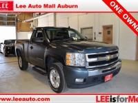 2011 Chevrolet Silverado 1500 LT Blue Granite Metallic