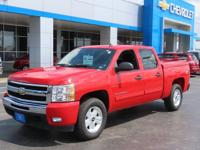 Remote Start, LT Package, Z 71 Package, GM Bedcover!,