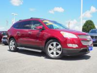 You can expect a lot from the 2011 Chevrolet Traverse!