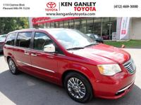 2011 Chrysler Town & Country Limited CARFAX One-Owner.