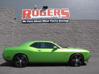 *Vehicle Details*Green with envy! This 2011 Dodge