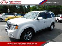 - - - 2011 Ford Escape 4WD 4dr Limited - - -  2.5L I4