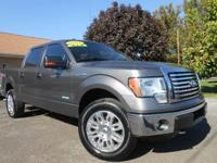 2011 FORD F150 SUPERCREW 4X4 XLT WITH THE XTR PACKAGE