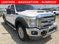 Recent Arrival! **POWERSTROKE, **LEATHER SEATS, **TOW