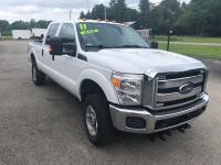 This 2011 Ford F350 Super Duty is in excellent