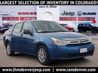 Looking for a clean, well-cared for 2011 Ford Focus?