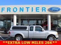 EXTRA LOW MILES 26K,5-SPEED AUTOMATIC,REAR JUMP