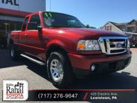 CARFAX One-Owner. Clean CARFAX. 4.0L V6 SOHC, 4WD, ABS