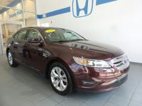 2011 Ford Taurus SEL CARFAX One-Owner. ***AWD***,