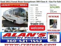 Get more FUN RVs at WWW.RVSRUSA.COM REQUIRE ALAN'S