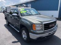 This 2011 GMC Sierra 1500 is in great condition. Crew