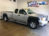 ** 8 FOOT BED** 2011 GMC Sierra 1500 SLE, Extended Cab,