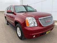 2011 GMC Yukon XL SLT 1500 4WD, Back Up Camera,