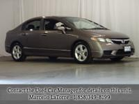 2011 Honda Civic LX-S FWD Compact 5-Speed Automatic
