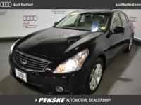 2011 INFINITI G37 X Limited EditionNAVIGATION, BACK UP