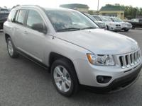 2011 JEEP COMPASS LATITUDE, PW,PL, AC, SUNROOF, HEATED