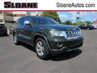 PA INSPECTED!, Grand Cherokee Overland, 4D Sport