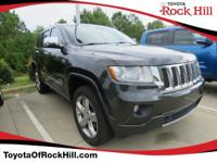 We are excited to offer this 2011 Jeep Grand Cherokee.