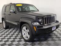 Dark Charcoal Pearlcoat 2011 Jeep Liberty Limited 4WD