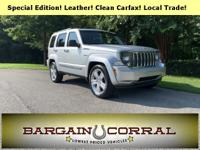 New Price! Clean CARFAX. Front Bucket Seats, Heated