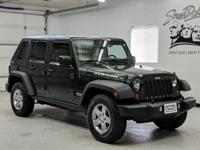 Natural Green Pearlcoat 2011 Jeep Wrangler Unlimited