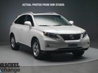 AWD.Clean CARFAX. At Dorschel Lexus, you can get the