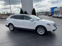 Recent Arrival! AWD. 2011 Lincoln MKT AWD 6-Speed