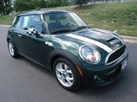 Body Style: Hatchback Exterior Color: Green Interior