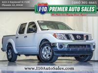 CARFAX One-Owner. Avalanche 2011 Nissan Frontier SV RWD