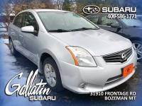 Familiarize yourself with the 2011 Nissan Sentra! The