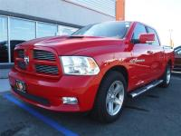 LOCAL TRADE 211 DODGE RAM 1500 SPORT CREW CAB 4X4 CREW