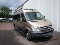 Used 2011 Roadtrek RS Adventurous Mercedes Sprinter