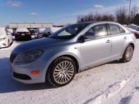 Body Style: Sedan Exterior Color: Ice Blue Metallic