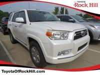 We are excited to offer this 2011 Toyota 4Runner. Drive