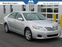 2011 Toyota Camry LE Classic Silver Metallic, Camry LE,