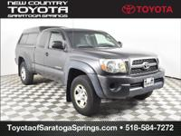 New Price! Magnetic Gray Metallic 2011 Toyota Tacoma V6