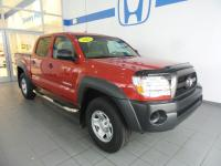 2011 Toyota Tacoma Base V6 CARFAX One-Owner. ***4 WHEEL