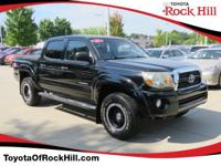 We are excited to offer this 2011 Toyota Tacoma. Your