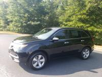 This LOW MILES 2012 Acura MDX 3.7L Is Equipped With