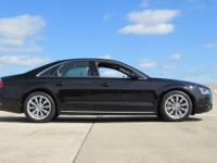 UP FOR SALE ! THIS CARFAX CERTIFIED 2012 AUDI A8 IS