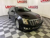 2 Keys with every vehicle. 2012 Cadillac CTS Black