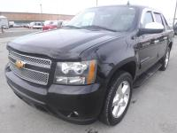 One of a kind 2012 Chevy Avalanche has tons of sweet