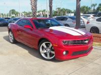 Recent Arrival! This 2012 Chevrolet Camaro SS in