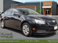Our Accident-Free 2012 Chevrolet Cruze LS Sedan looks