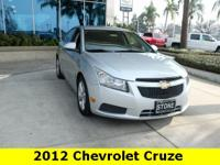 AS-IS No Warranty Vehicle. Clean CARFAX. 2012 Chevrolet