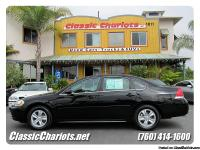 Used 2012 Chevrolet Impala LS for sale in San Diego.